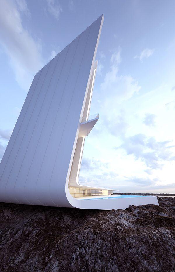 Architectural Concepts By Roman Vlasov Roman Grid Design And