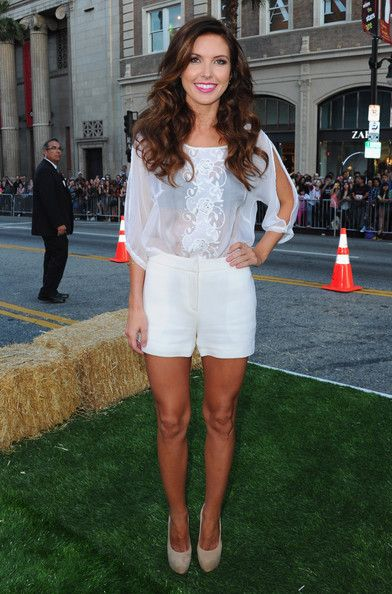 "Audrina Patridge Photos - Premiere Of Warner Bros. Pictures' ""The Lucky One"" - Red Carpet - Zimbio"