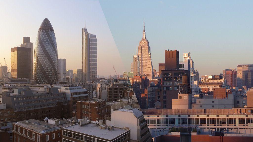 Is Gentrification A Threat To Fashion Capitals Threat New York Skyline San Francisco Skyline