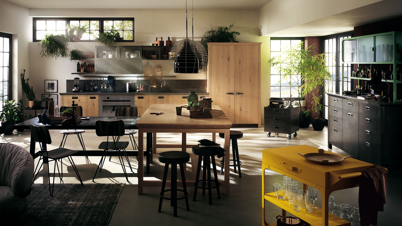 Ultra Modern Scavolini Kitchens For Kitchen Redesign Ideas: Rolling Cart  With Kitchen Table And Barstools Also China Cabinet With Armoire Plus  Scavolini ...