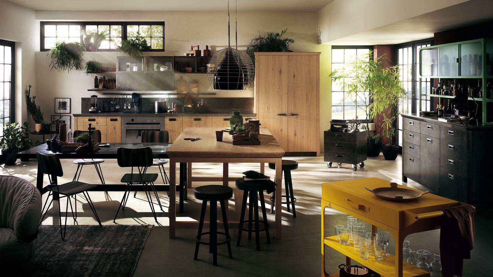 Diesel Social Kitchen | Offizielle Scavolini Website | Wohnen und ...