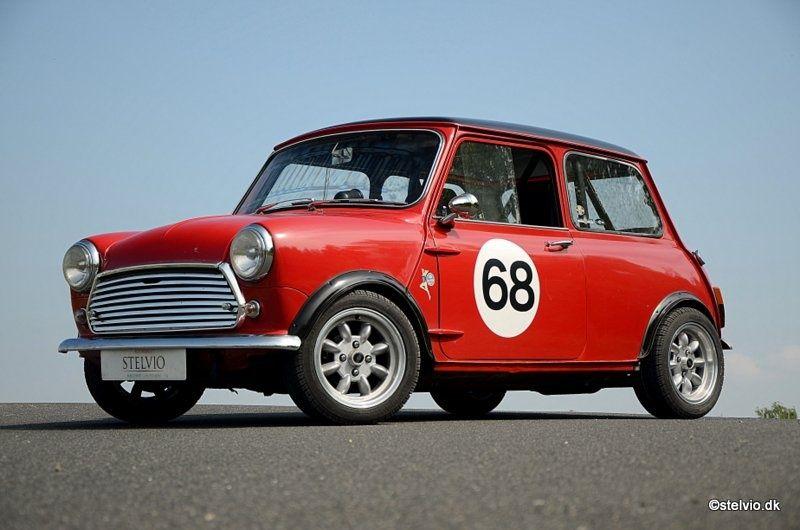 1968 Austin Mini Cooper S 1275 Mk Ii Classic Mini Cooper Mini