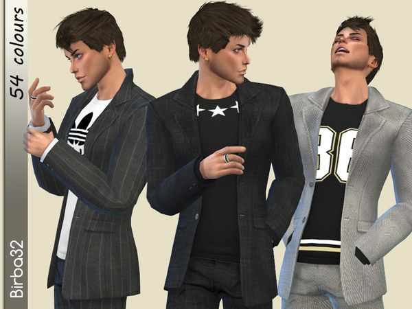 sims 4 cc // custom content clothing // the sims resource