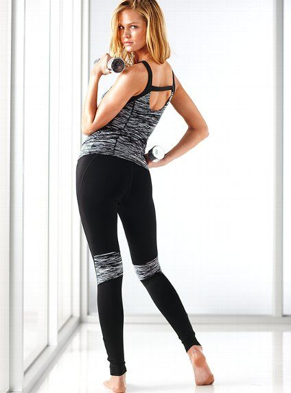 yes. vsx has the cutest workout clothes