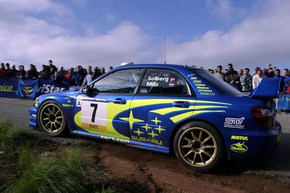 The Subaru Impreza A Rich Rallying Heritage Motorsport Retro Subaru Subaru Impreza Subaru Wrc