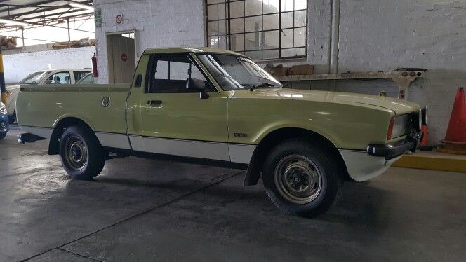 Ford Cortina Leisure Pack V6 Bakkie Classic Cars Pickup Car