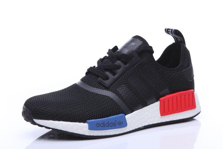 buy popular b283a 190c2 NMD RUNNER PK BLUE RED WHTIE Men-Women | NMD-RUNNER | Adidas ...