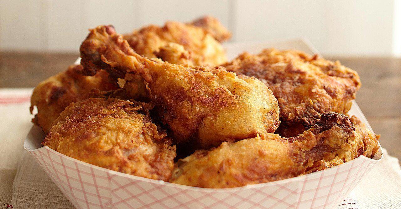 Buttermilk Brined Fried Chicken Recipe In 2020 Yummy Chicken Recipes Bhg Recipes Chicken Entrees