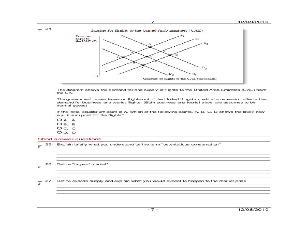 worksheet Equilibrium Worksheet market supply and demand equilibrium prices worksheet lesson planet