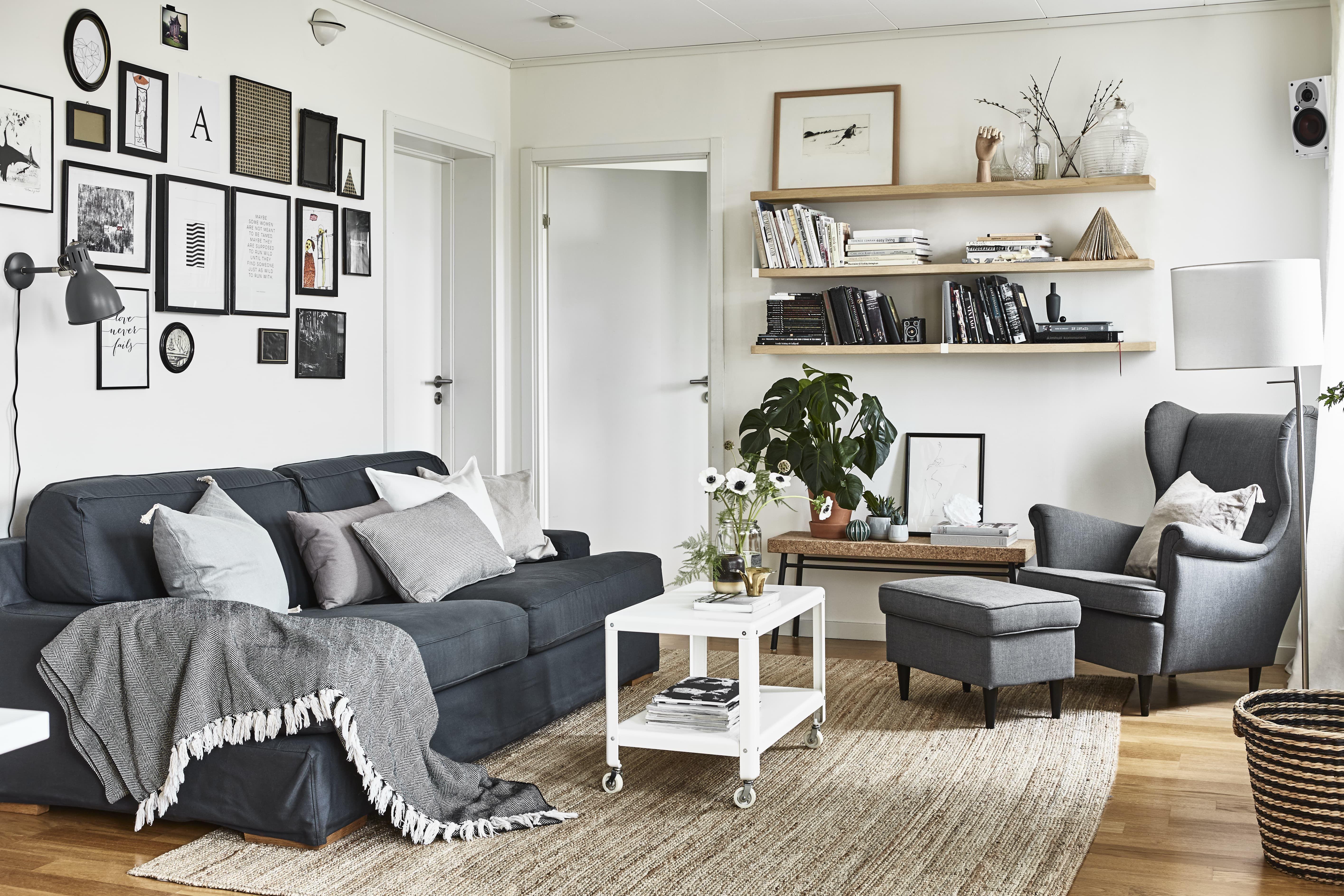 Di sí a un sillón como STRANDMON (20€)  Decoracion de interiores