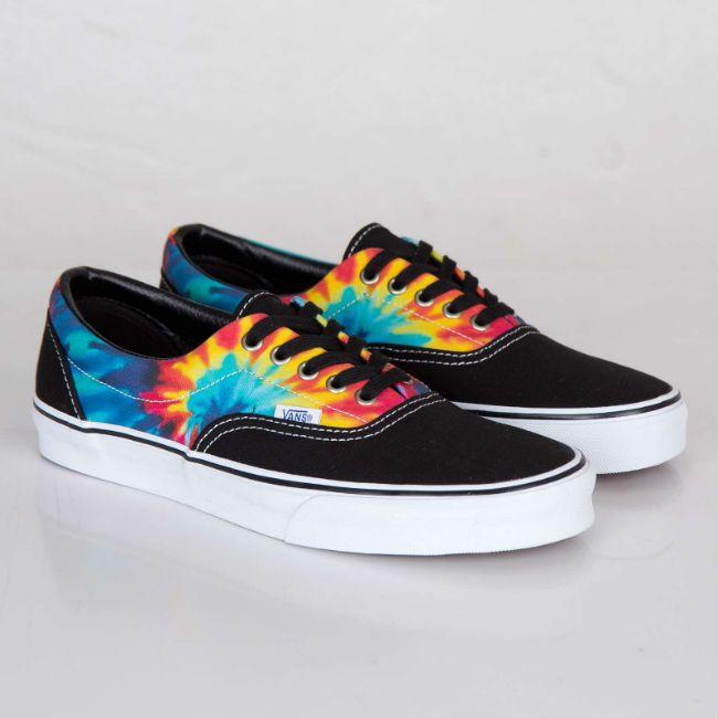 black shoe dye for vans