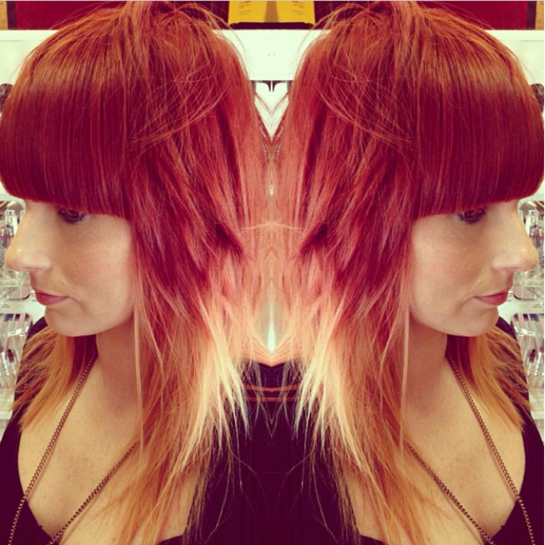 Haircut joel torres color kim jourdan for tigi follow on