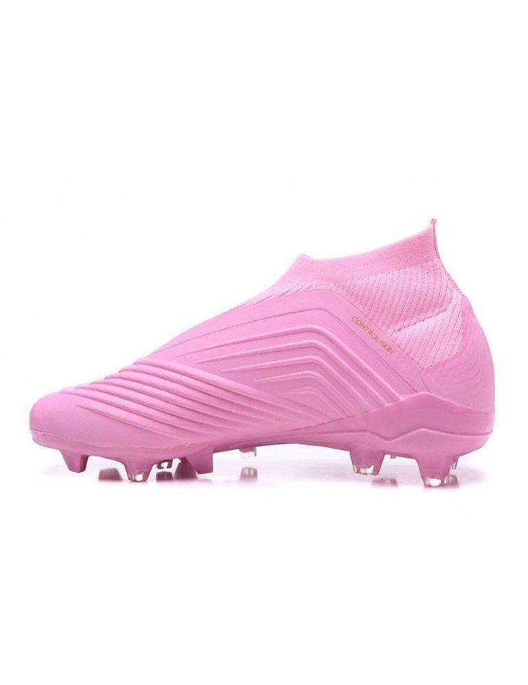 porcelana Educación Mencionar  Venta Botas De Futbol Adidas Predator 18+ FG - Rosa | Soccer shoes, Nike  football boots, Girls soccer cleats
