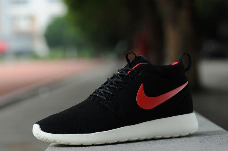 Nike Roshe Un Nm Flyknit Clin Rouge Premium