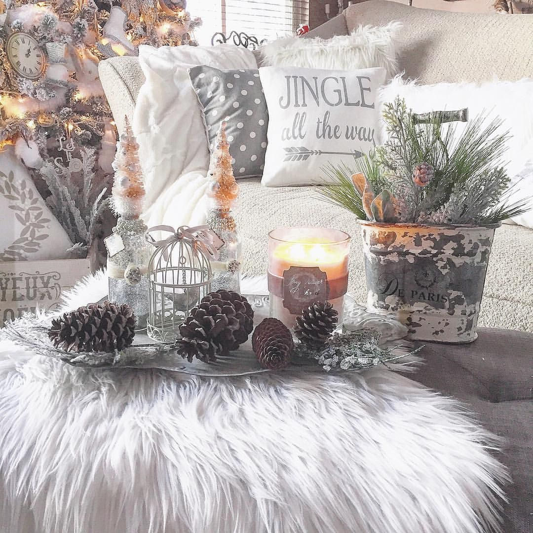 Home Decor Inspiration On Instagram How S The Christmas: Pin By Angieswreathsandmore On Winter Decor