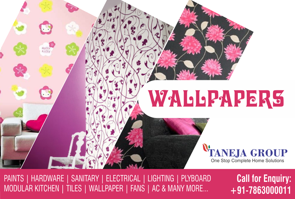 Decorate your home in a quick way. Get amaDecorate your home in a quick way. Get amazing wallpapers at Taneja Group and redecorate, NOW!!