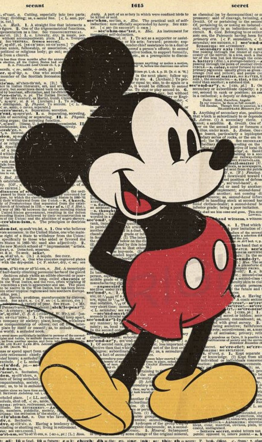 Mickey Mickey Mouse Art Mickey Mouse Wallpaper Mickey Mouse Wall Art