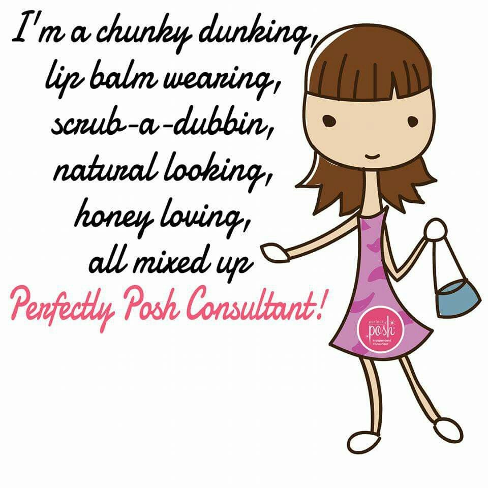 Perfectly Posh consultant