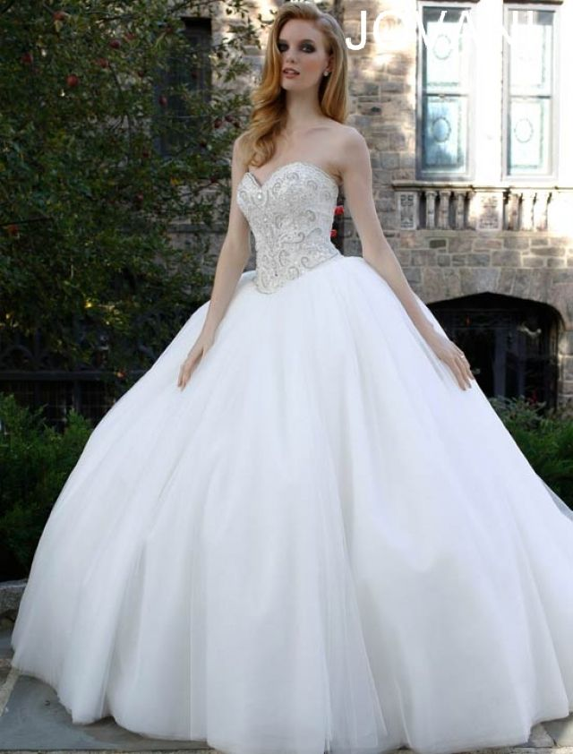 Jovani Wedding Dress JB92375 This dress would totally eat my 52