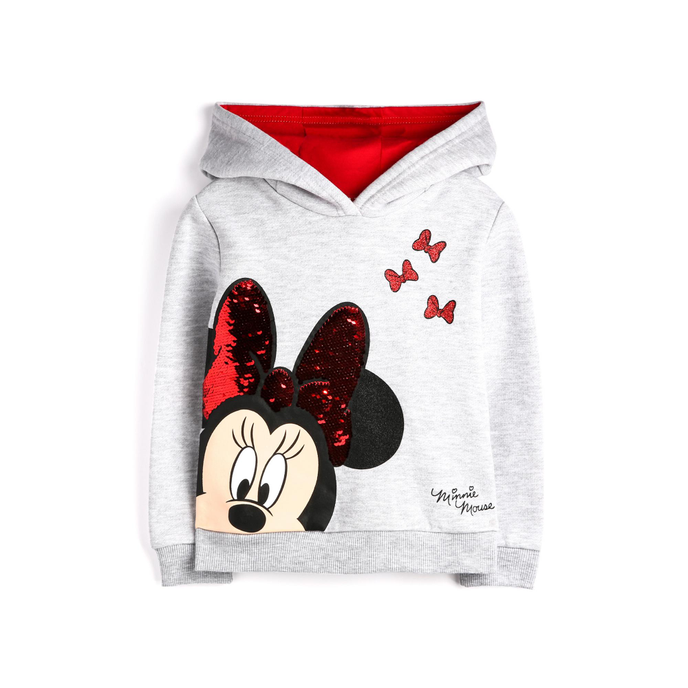 Minnie Mouse SweatshirtGirls Minnie SweaterKids Minnie Mouse JumperNEW