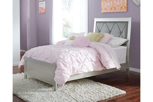 Best Olivet Twin Panel Bed Ashley Furniture Bedroom Cheap 640 x 480