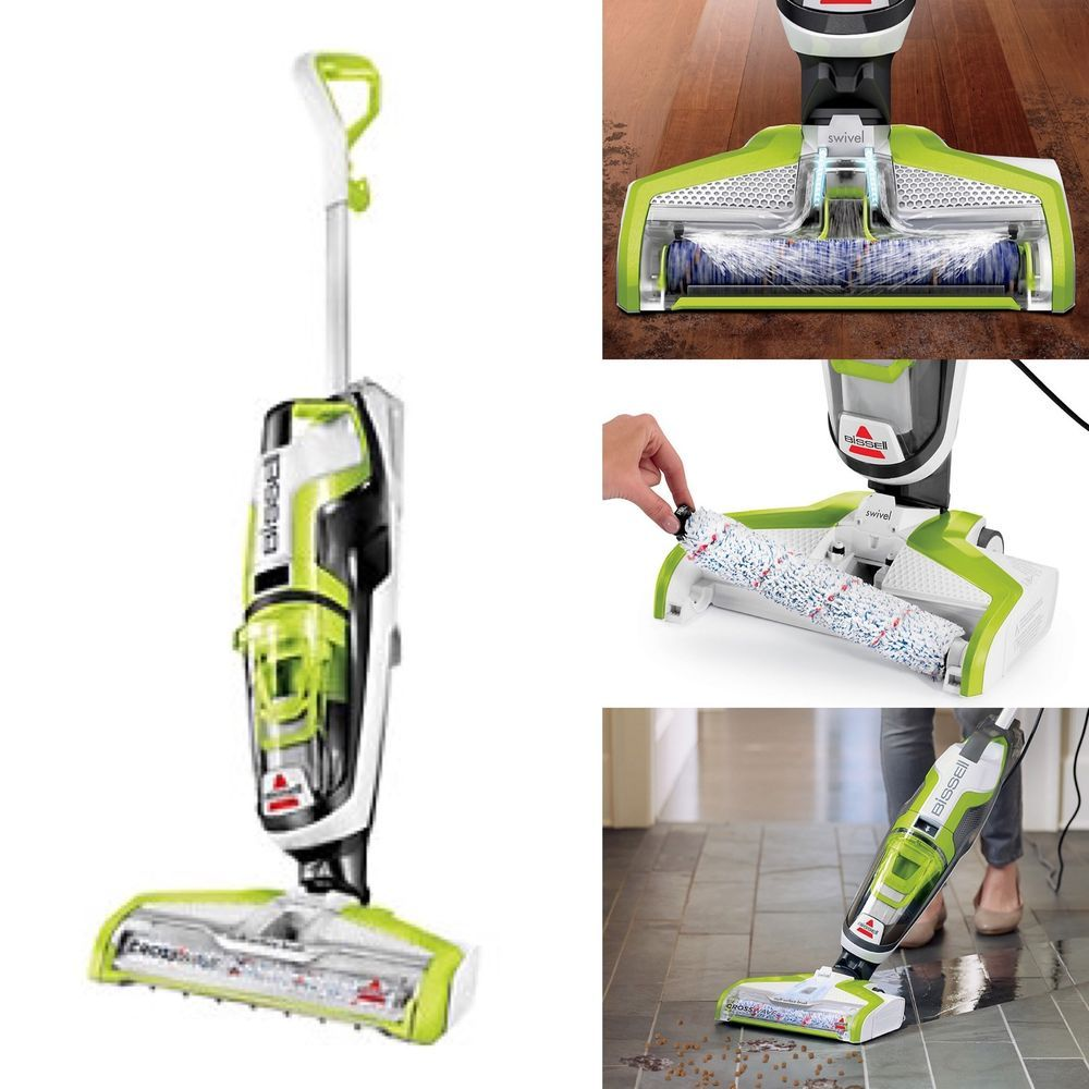 ⭐️NEW⭐️ BISSELL CrossWave 1785 AllInOne MultiSurface