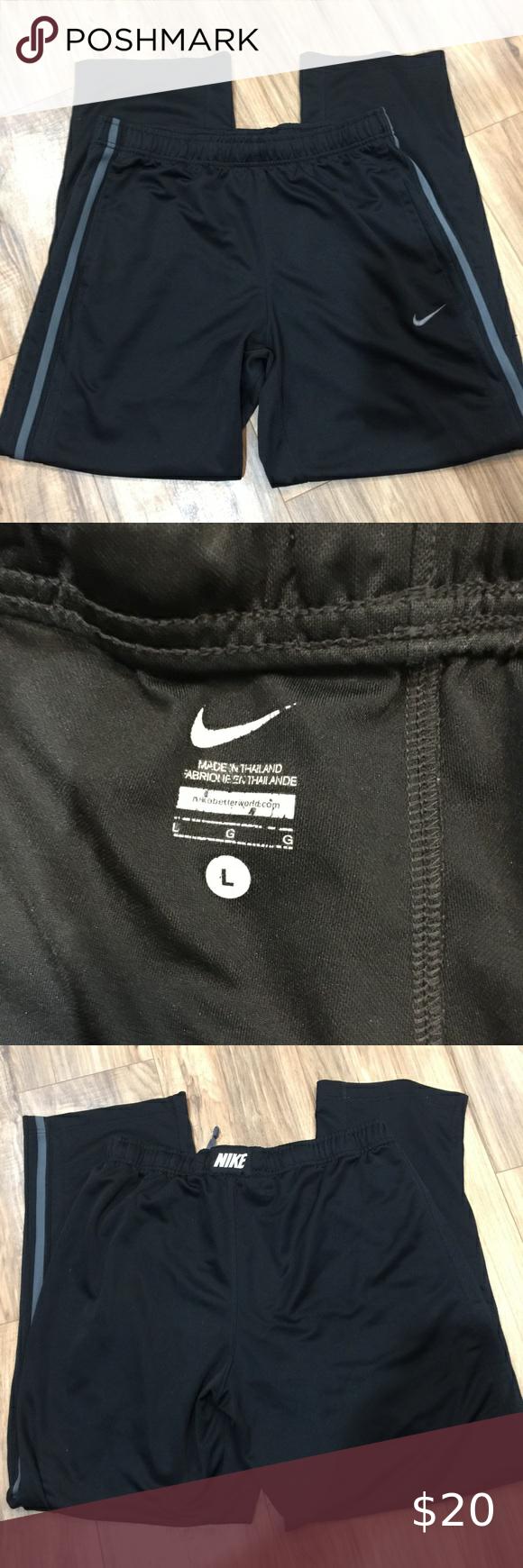 NIKE MENS ATHLETE PANTS in 2020 Vintage pants, Nike tech