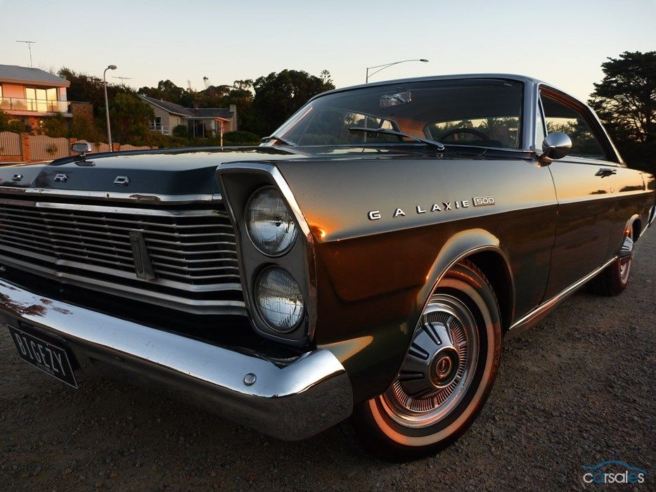 1965 Ford Galaxie 500 XL CruiseOMatic (With images