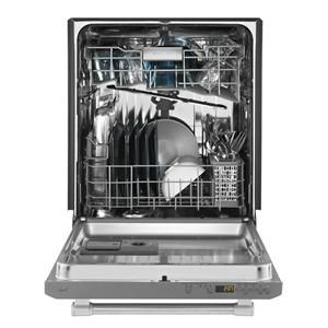 Fully Integrated Large Capacity Dishwasher Stainless Steel