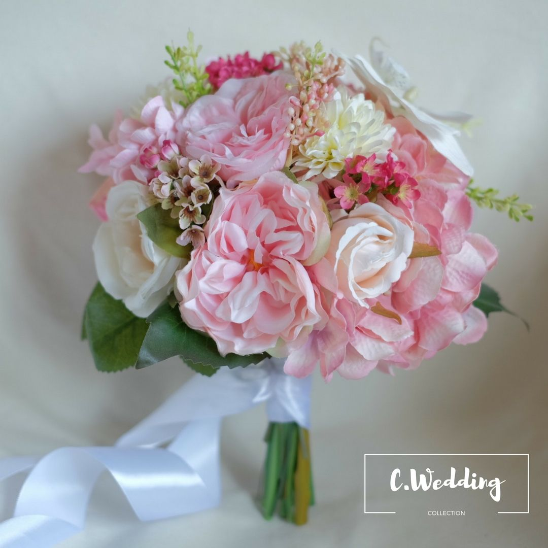 Pin by cding on cw silk flower bouquet pinterest bouquet bunch of flowers nosegay bouquets izmirmasajfo Images
