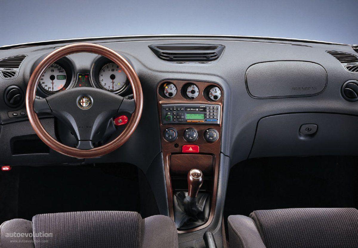 Classic Alfa Interior Alfa Romeo 156 Alfa Romeo Alfa Romeo Logo