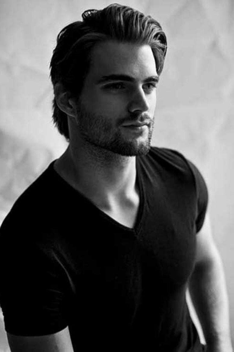 Men Medium Length Hairstyles 2015 Pinterest Mens Haircuts