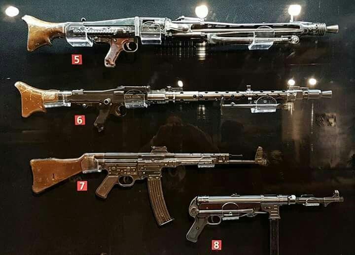 MG 42 MG 34 StG 44 MP 40 | WWII guns, aircraft, tanks and Army