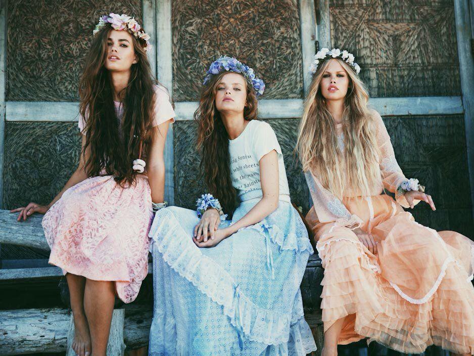 Comment s'habiller comme un hippie – Modèles de Cheveux, Mode Femme – Style Femme