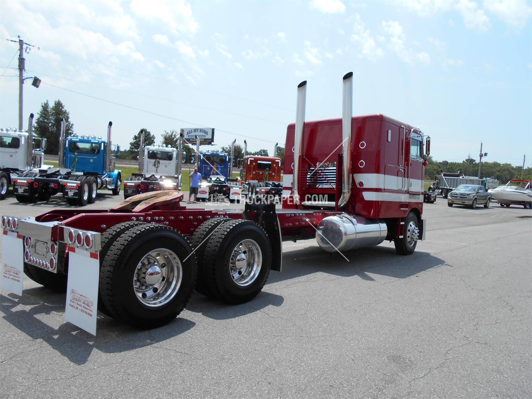 1959 PETERBILT 359 For Sale At Hundreds of