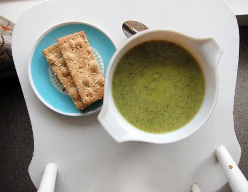 broccoli spinach soup at everybody likes sandwiches
