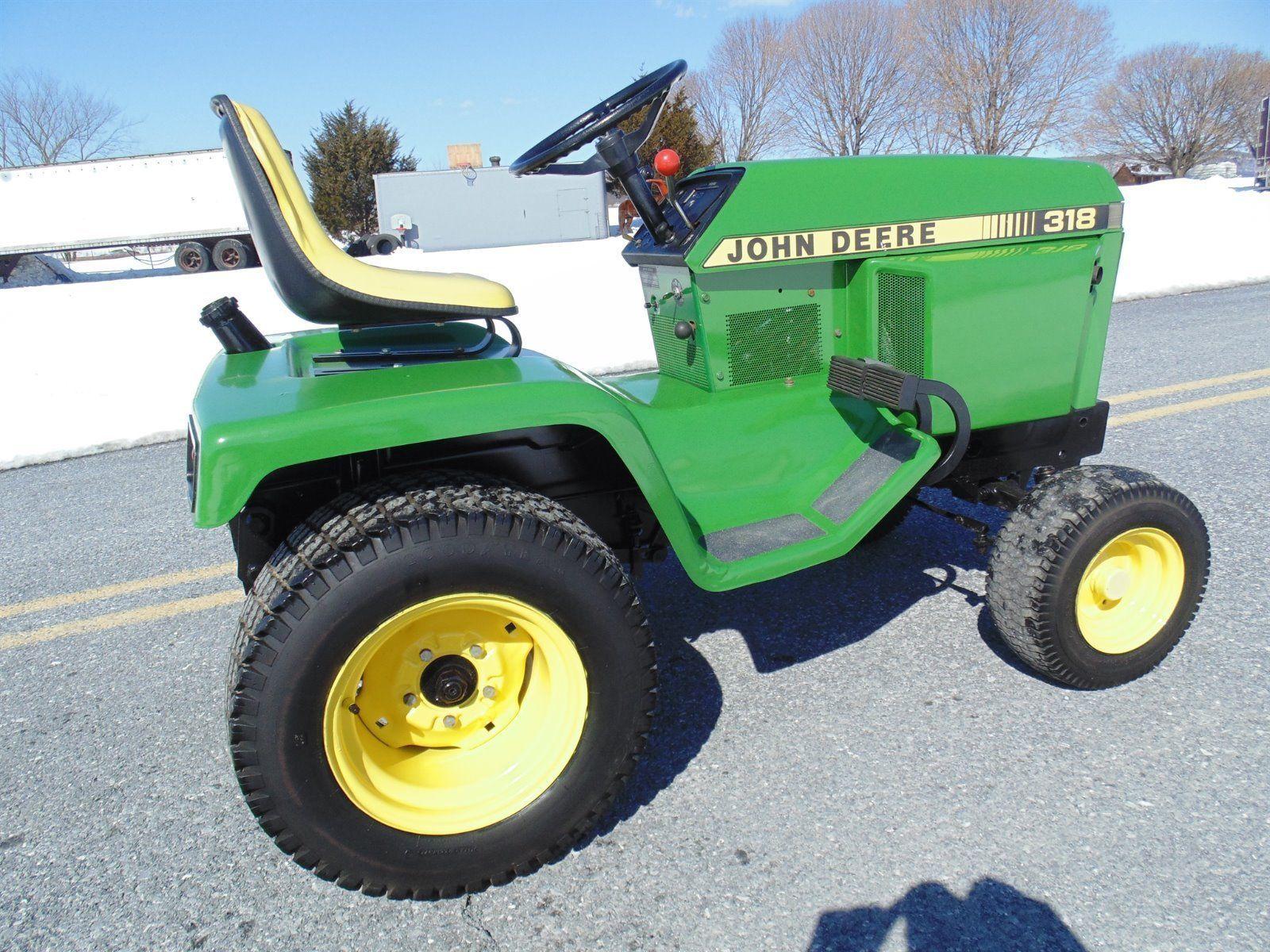 John Deere 318 Garden Tractor John Deere 318 Pinterest – John Deere 314 Engine Diagrams