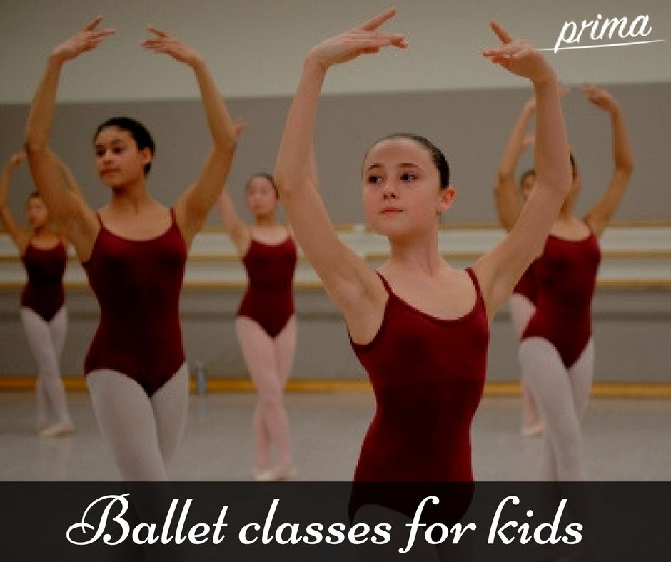 Want to learn new ballet techniques? Join Prima Dance