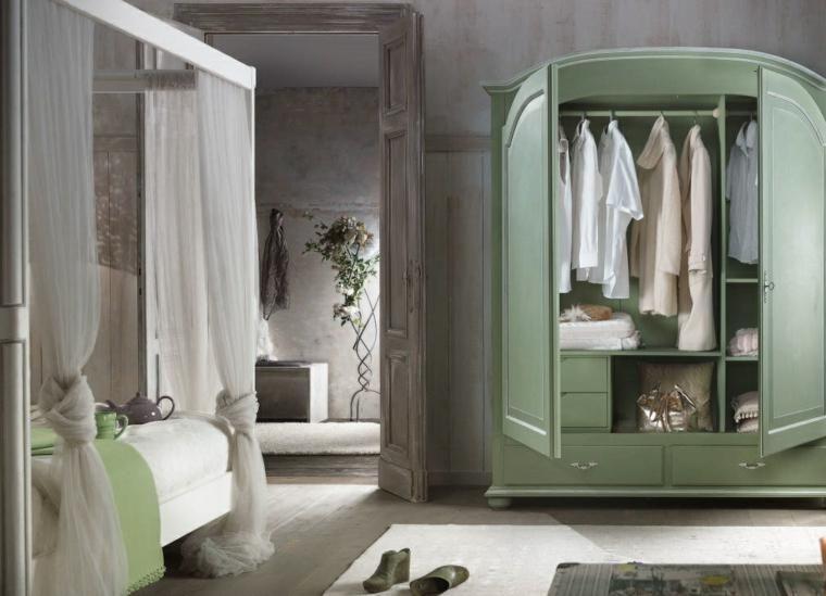 Chic Shabby Chic Schlafzimmer Dekor Für Ein Romantisches Schlafzimmer #Chic  #Shabby #Chic #
