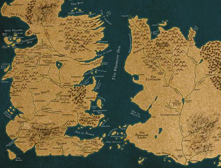 Pin de rojo rg en style pinterest mapa de westeros mapa de juego de tronos mapas antiguos mapas del mundo mundo de fantasa gumiabroncs Image collections