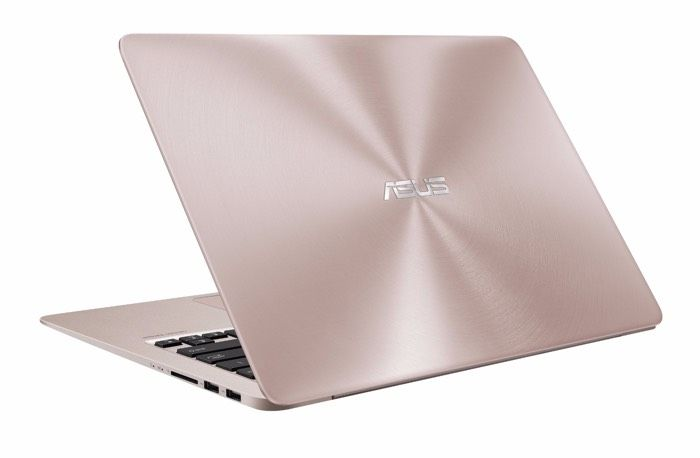 The new Asus Zenbook range includes the ZenBook UX410 which