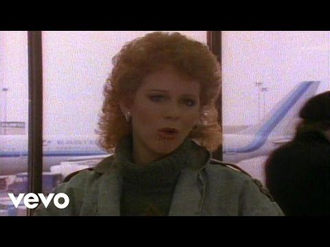 Reba McEntire - Whoever's In New England - YouTube