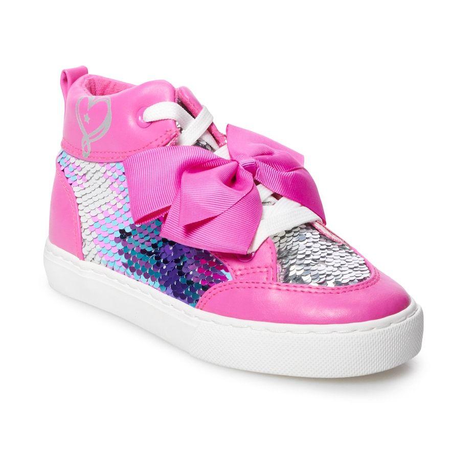 JoJo Siwa Sequin Girls' High Top Shoes