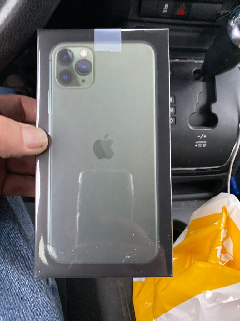 Iphone 11 Pro Max Plus Sprint 64gb Brand New Sealed In Box Godolly Iphone Iphone 11 Buy Iphone