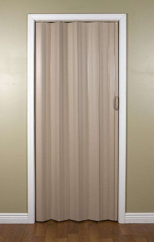Accordion Bathroom Doors accordion doors | sienna decorator series folding doors