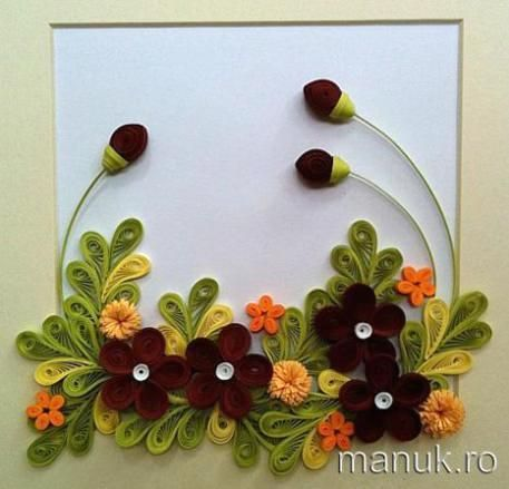 Paper Quilling Flowers Designs Life Chilli Paper Quilling
