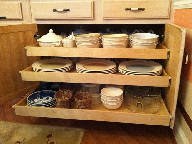 Shelfgenie Of Austin Roll Out Kitchen Shelves Create More