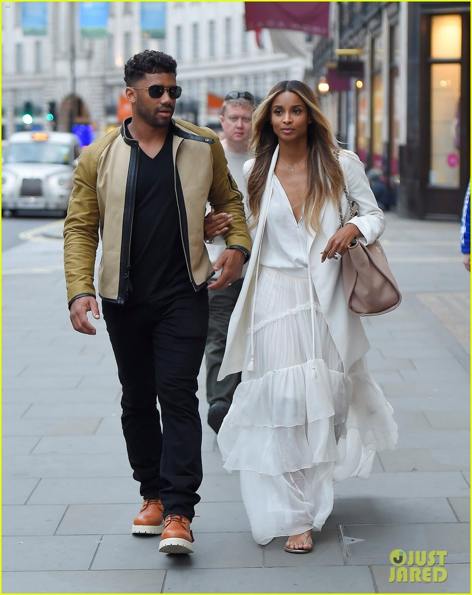 Ciara And Russell Wilson | People, Places & Things | Pinterest ...