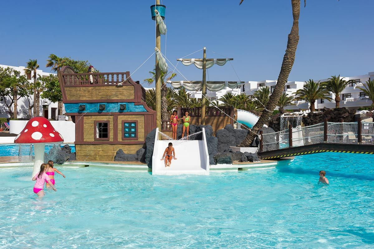 H10 Suites Lanzarote Gardens Hotel In Lanzarote Costa