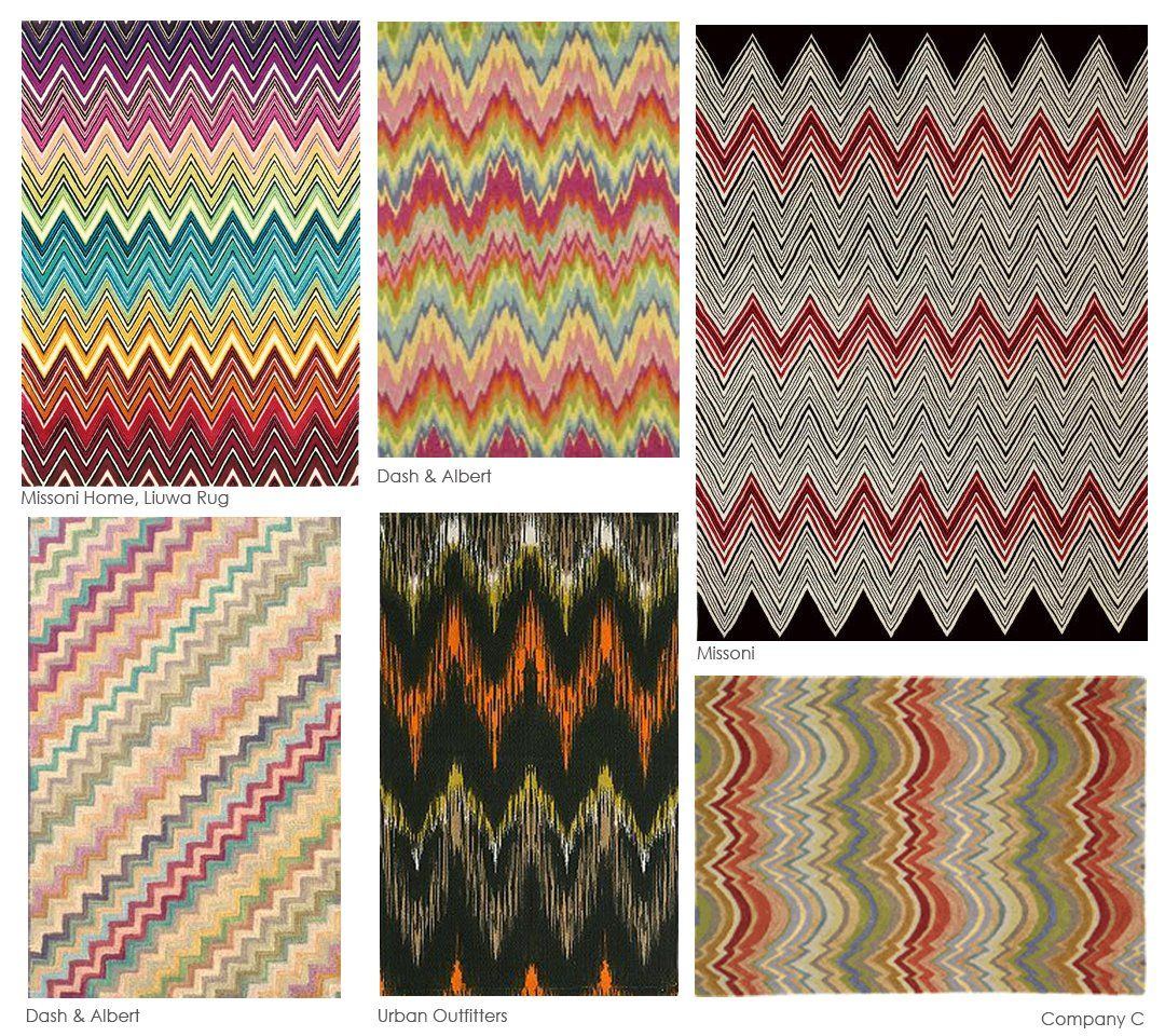 Chevron print fabric by the yard - Creative Textiles